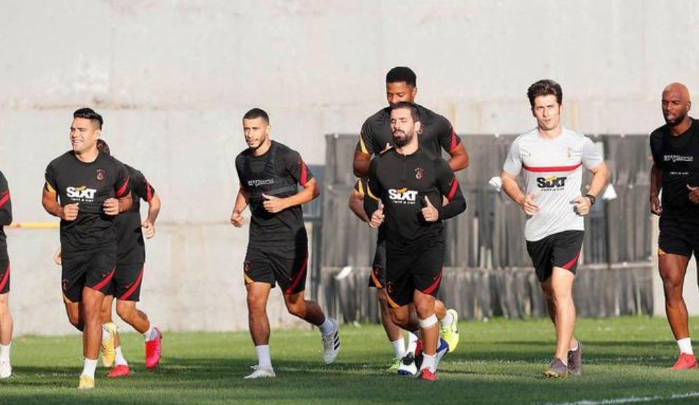 CANLI: Galatasaray- Türkiye Ümit Milli