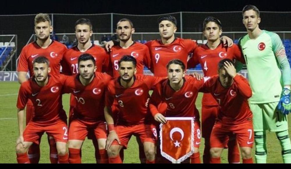 Galatasaray- Türkiye Ümit Milli  (Maç izle)