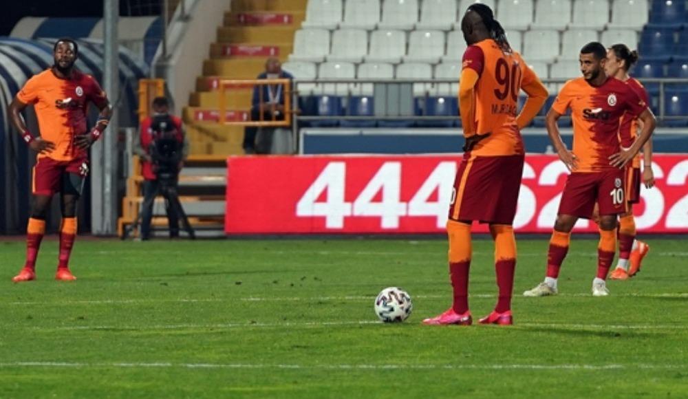 Galatasaray ve Ümit Milli Takımın hazırlık maçında gol sesi çıkmadı