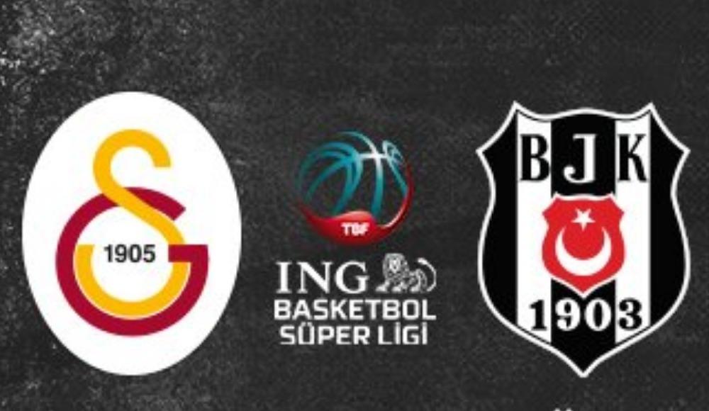 Galatasaray - Beşiktaş (Canlı Skor)