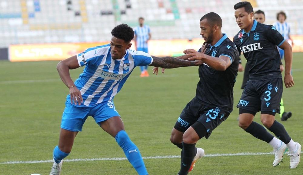 Vitor Hugo, Trabzonspor formasıyla ilk kez...