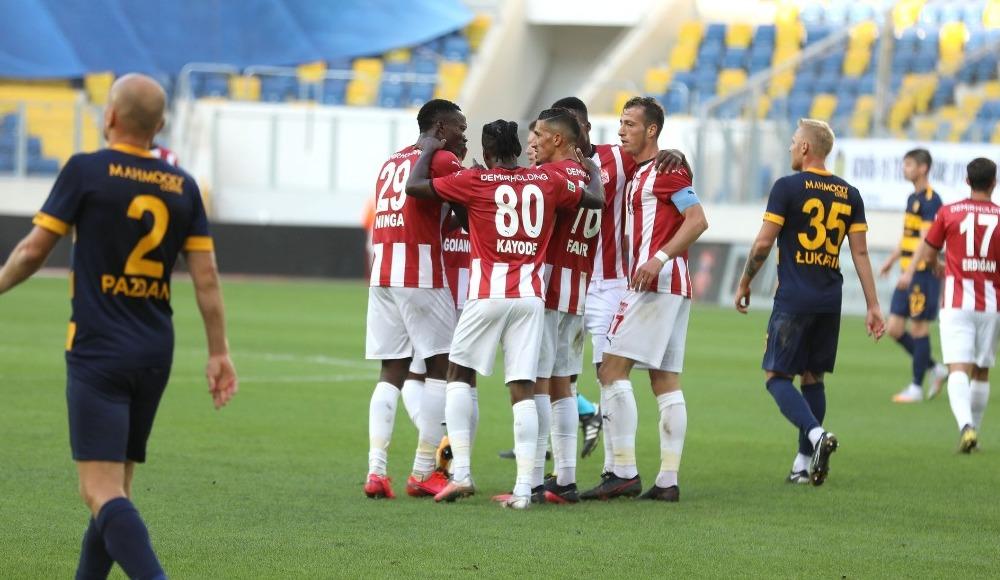 Sivasspor seyirciyle oynamak istiyor