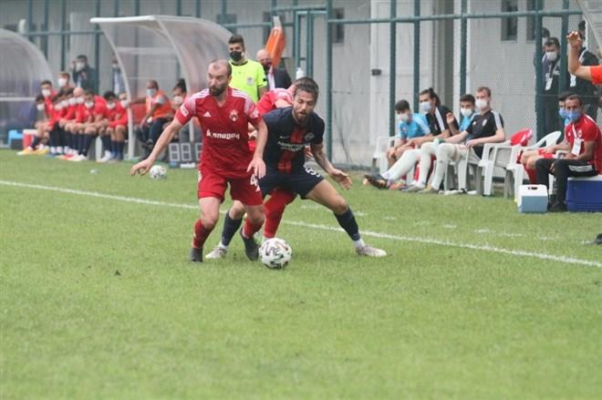 Hekimoğlu Trabzon FK, sahasında 24 Erzincanspor ile berabere kaldı