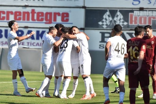 Manisa FK farka gitti: 5-1