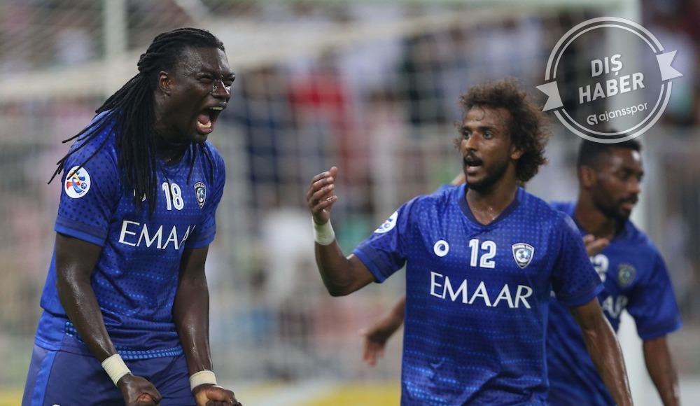 Galatasaray, Gomis transferinde Al-Hilal'i FIFA'ya şikayet etti