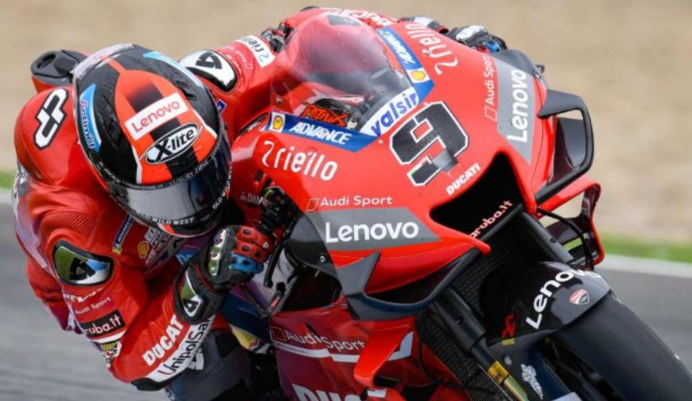 MotoGP Fransa Grand Prix'sini Petrucci kazandı