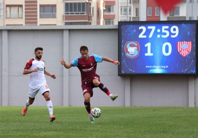 Ofspor, Nevşehir Belediyespor'u 2-1 ile geçti