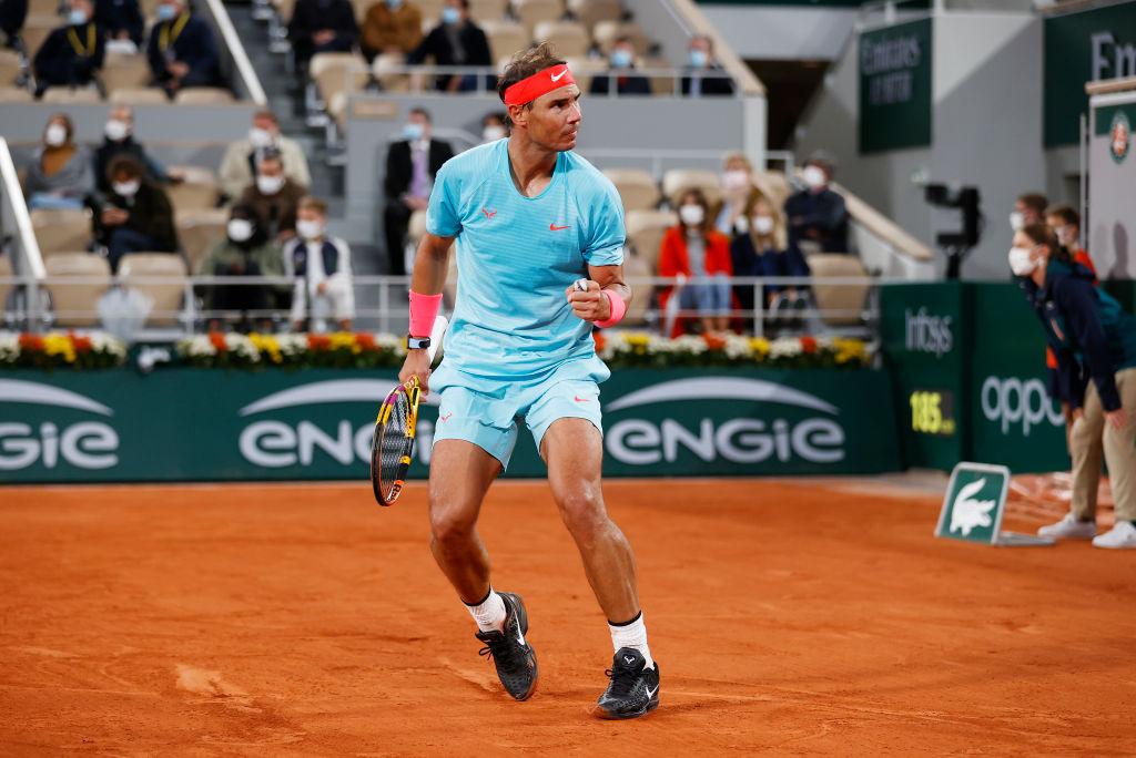 Nadal'dan 100. galibiyet, 13. şampiyonluk