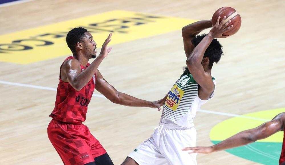 Bursa'da Gaziantep Basketbol güldü