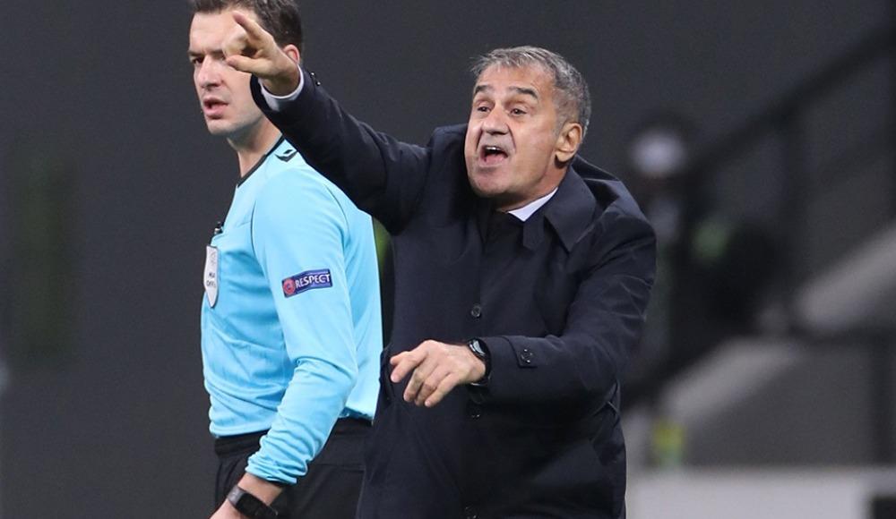 """Şenol Güneş: """"Kazanmaya yakın olduğumuz maçları kazanamadık"""""""