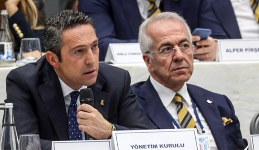 Fenerbahçe'den Yüksek Divan Kurulu açıklaması!