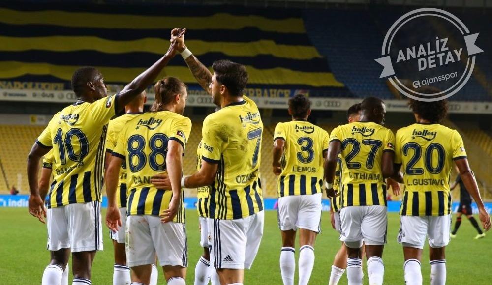 Fenerbahçe'nin 6 maçlık zorlu takvimi