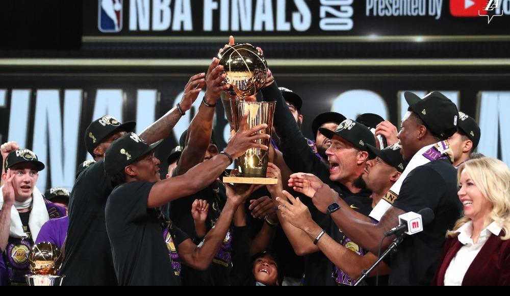 Lakers'ın şampiyonluk yolu kolay mıydı?