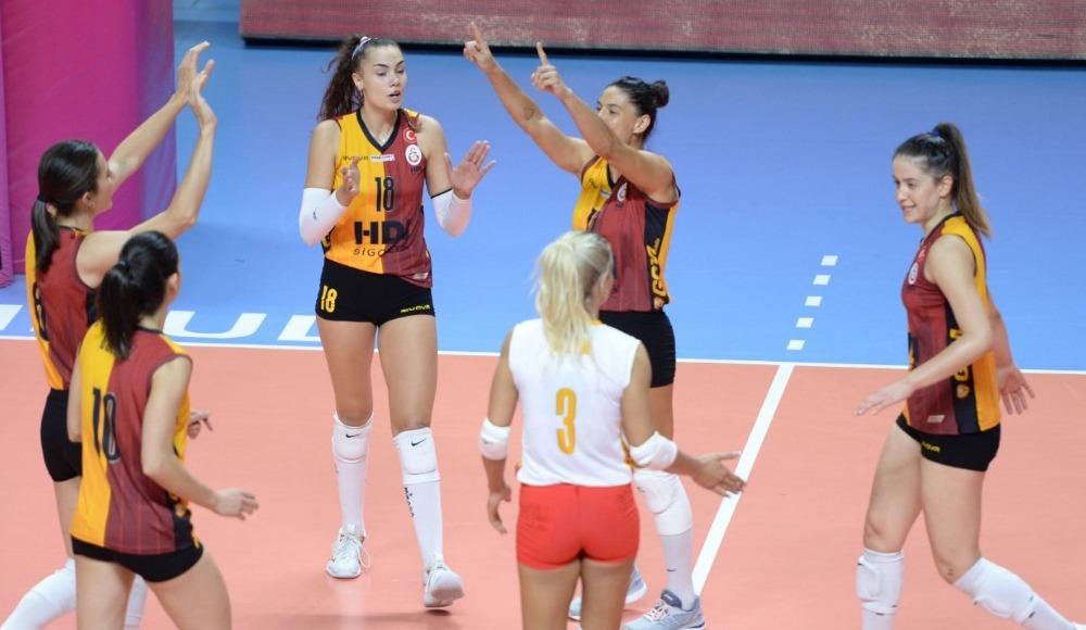 Derbide Galatasaray zaferi