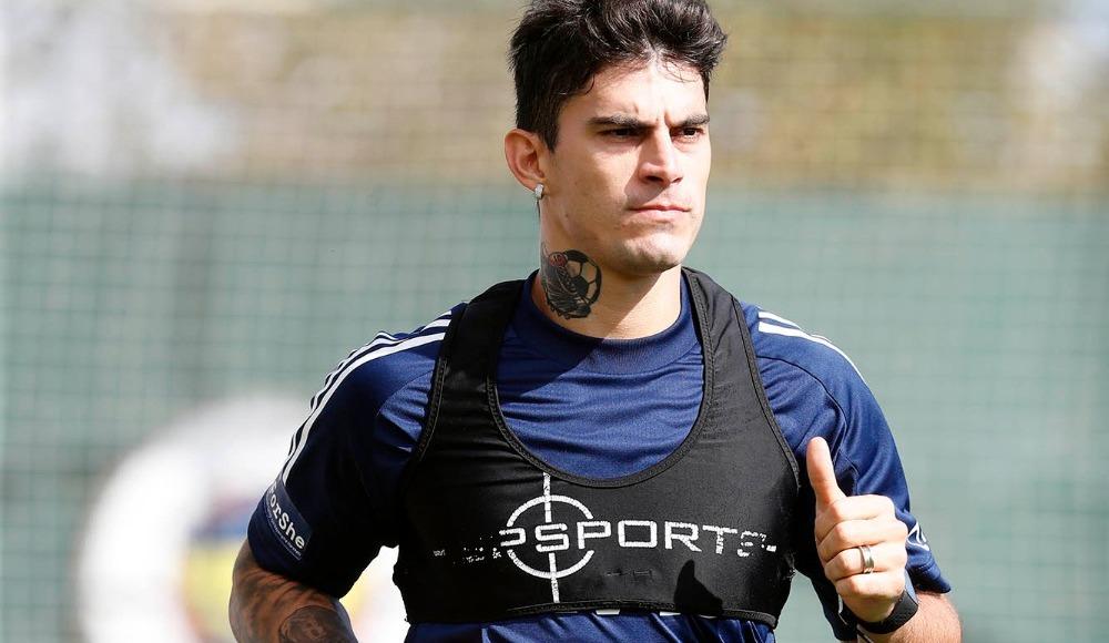 Perotti koşulara başladı, Rodrigues yarıda bıraktı
