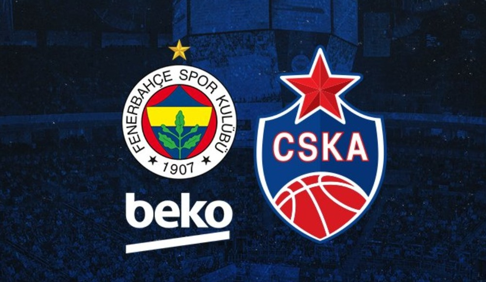 Fenerbahçe Beko - CSKA Moskova (Canlı Skor)