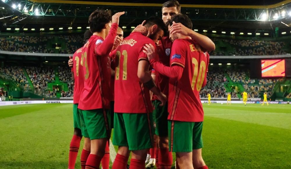 CANLI | Hırvatistan - Portekiz