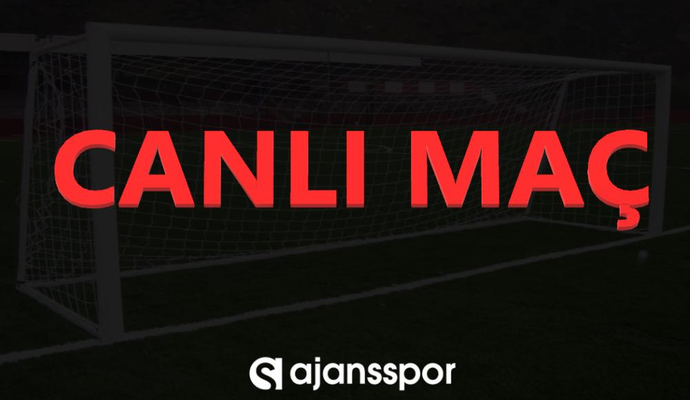 Adanaspor - Altınordu (Canlı Skor)
