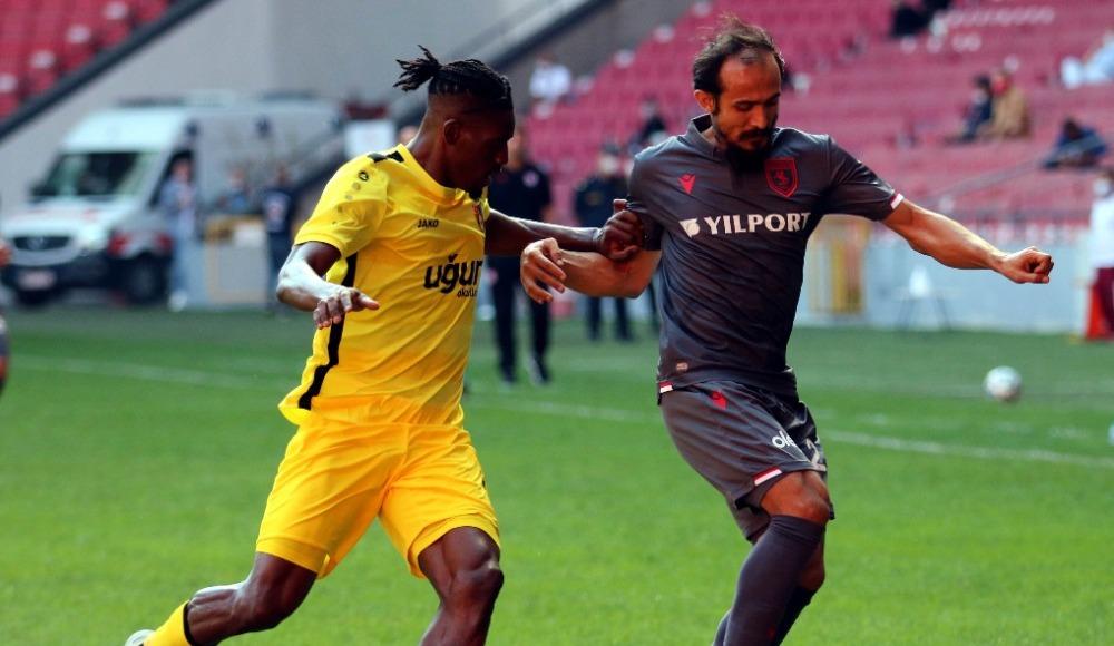 İstanbulspor zirveye 3 golle ulaştı