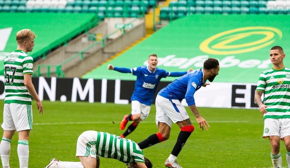 Rangers'ı derbide Goldson uçurdu