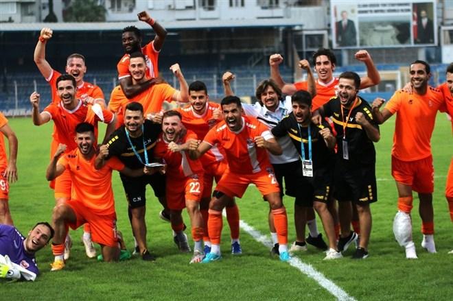 Adanaspor, Altınordu karşısında şov yaptı: 5-2