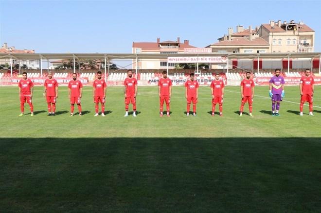 Nevşehir Belediyespor'da 5 futbolcunun koronavirüs testi pozitif çıktı