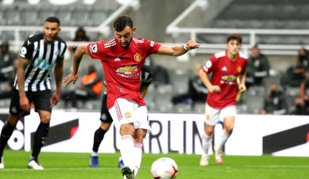 Manchester United son dakikalarda açıldı: 1-4