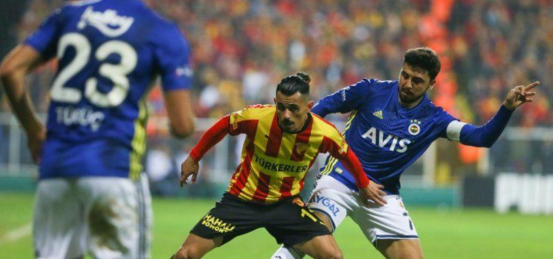 Fenerbahçe'de Lemos cezalı