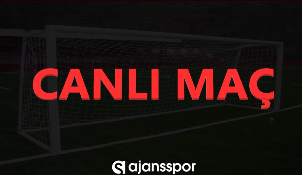 Ankaraspor - Giresunspor maçı canlı izle!