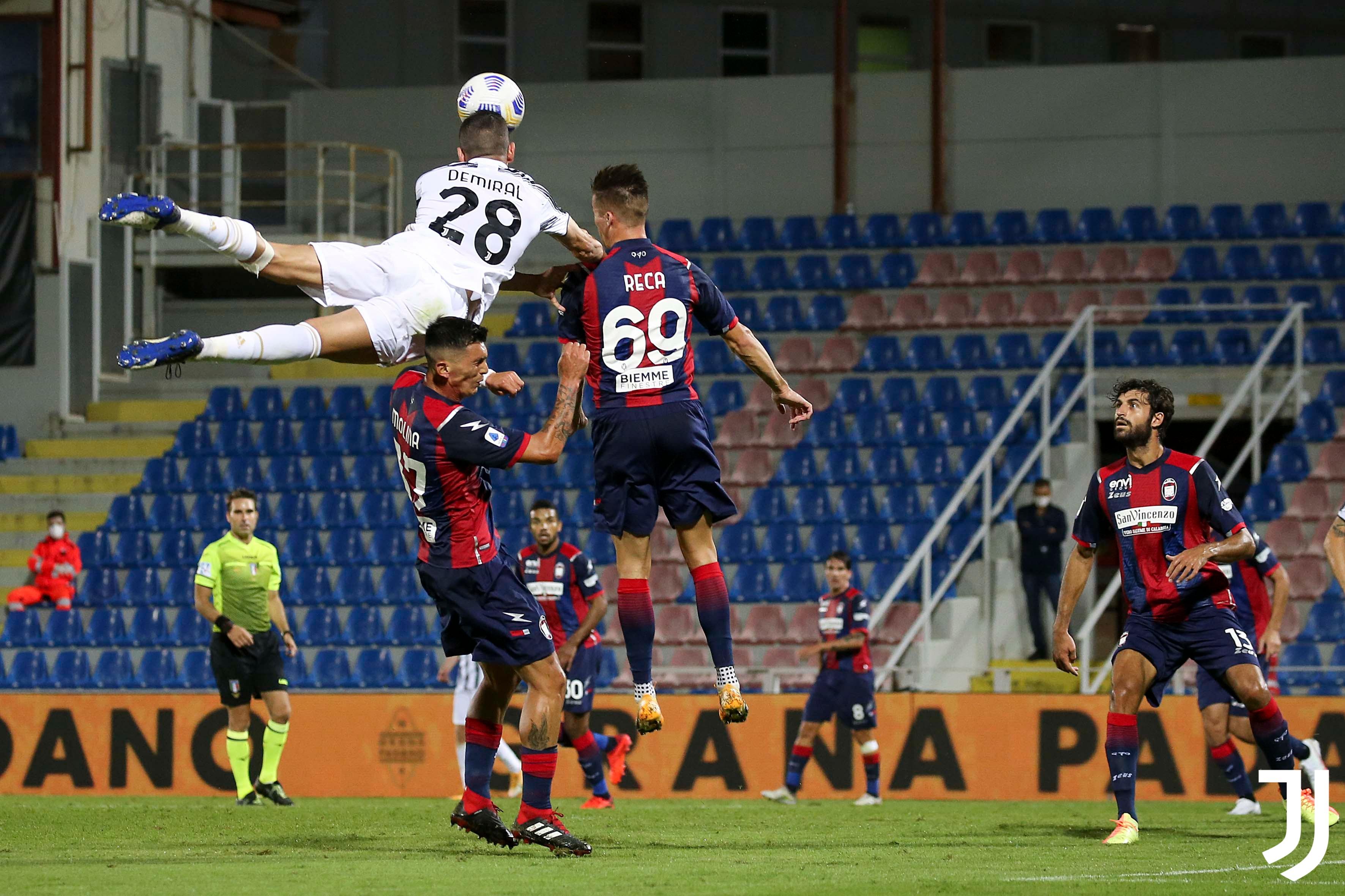 Ronaldo değil bu kez Merih uçtu