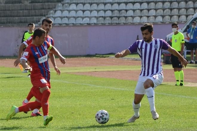 52 Orduspor FK, Slivrispor karşısında şov yaptı