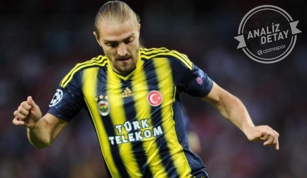 Fenerbahçe'de gol attı, Beşiktaş'ta asist yaptı! Caner...