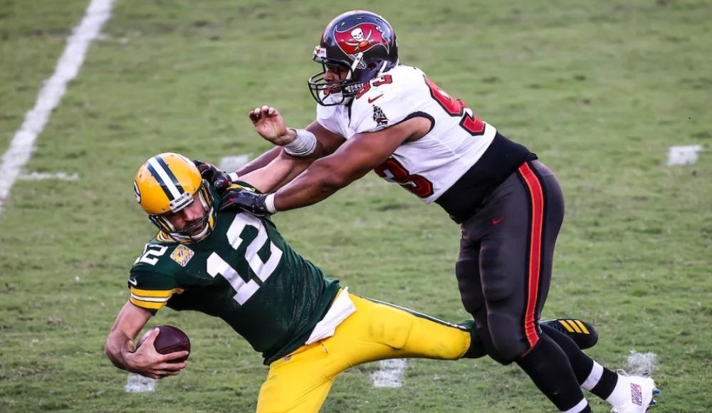 Packers'ın namağlubiyeti Tampa Bay'de son buldu