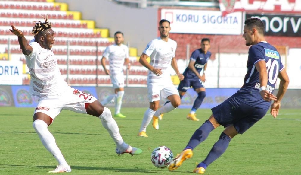 Hatayspor'da ağır semptom gösteren futbolcu yok