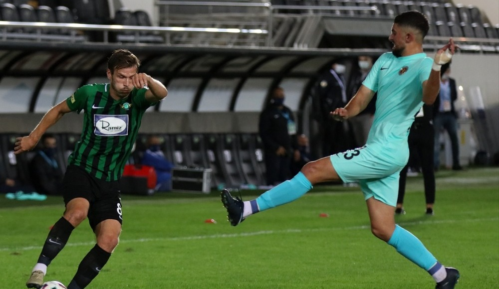 Akhisar'da gol sesi çıkmadı: 0-0