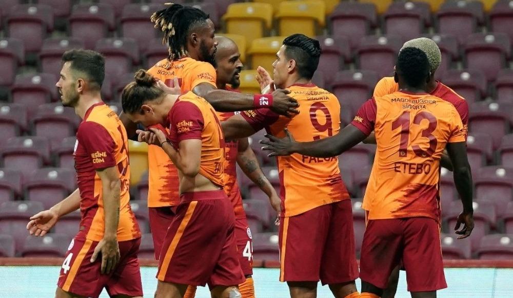 Galatasaray 3 puana kilitlendi! Terim'in tercihi...