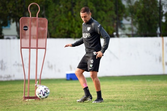Denizlispor, Beşiktaş maçı hazırlıklarına başladı