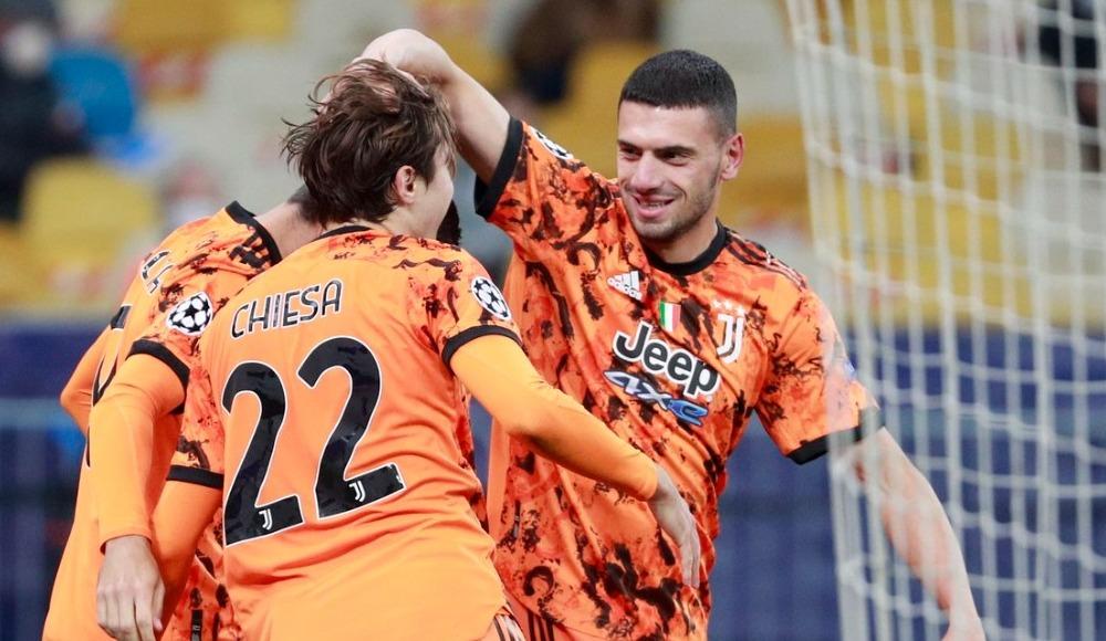 Merihli Juventus, Devler Ligi'ne 3 puanla başladı