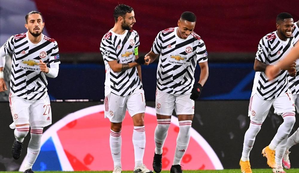 Manchester United, PSG'yi şaşırttı