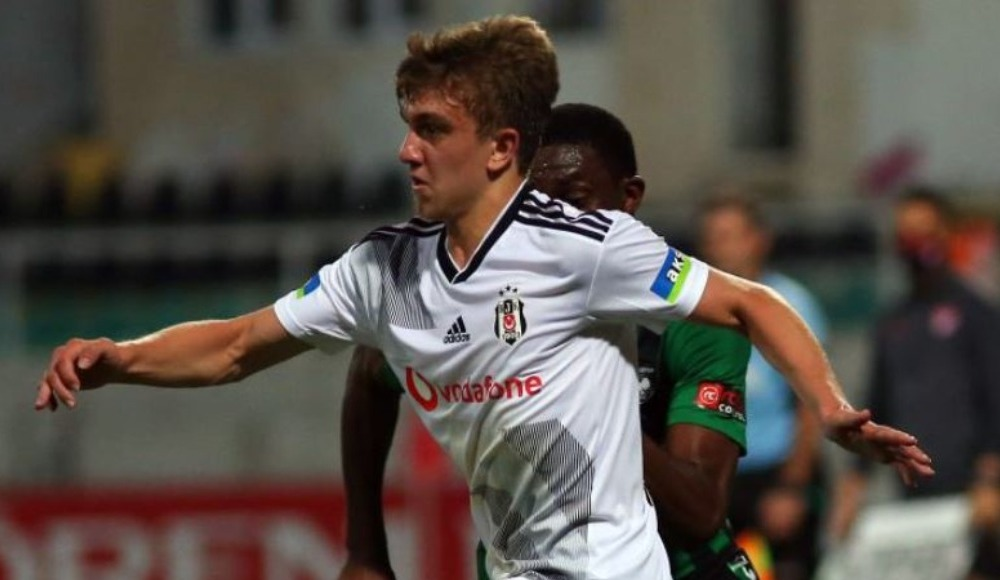 Almanlar, 'Beşiktaş'ın geleceği'ne göz dikti! Transfer...