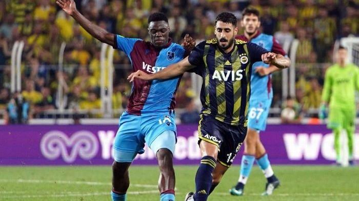 Fenerbahçe-Trabzonspor karşılaşmasında Cüneyt Çakır düdük çalacak