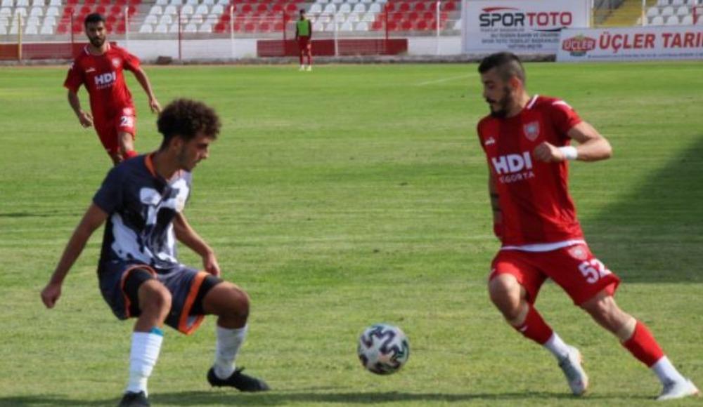 Nevşehir Belediyespor kupada turladı!