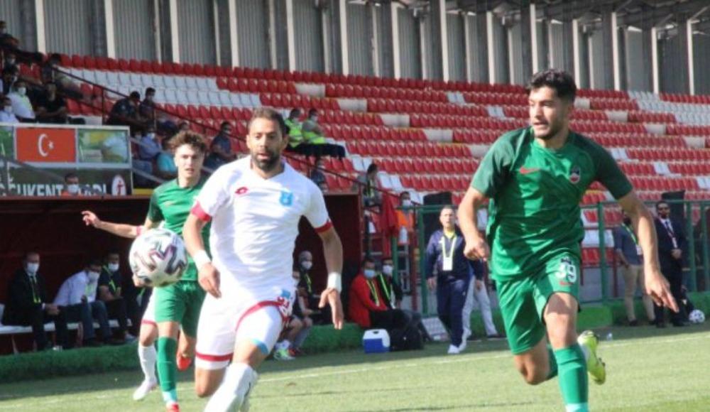 Diyarbekirspor Türkiye Kupası'nda tur atladı