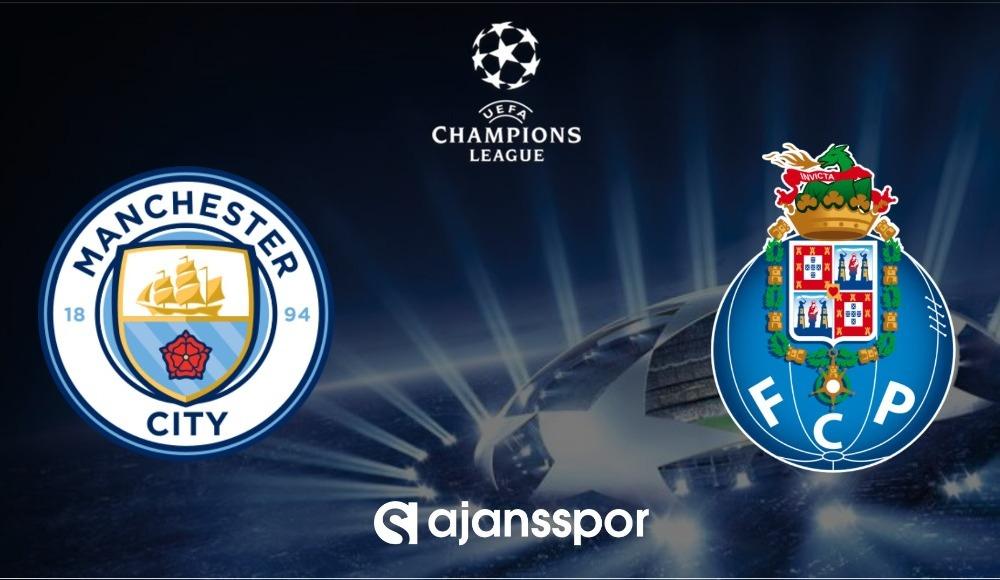 Manchester City - Porto (Canlı Skor)