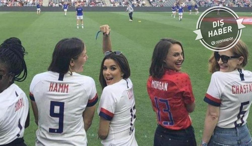 Natalie Portman futbola adım atıyor
