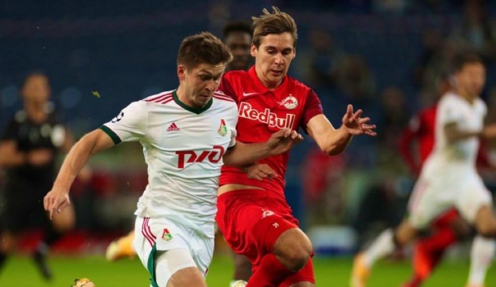 Salzburg ile Lokomotiv Moskova yenişemedi