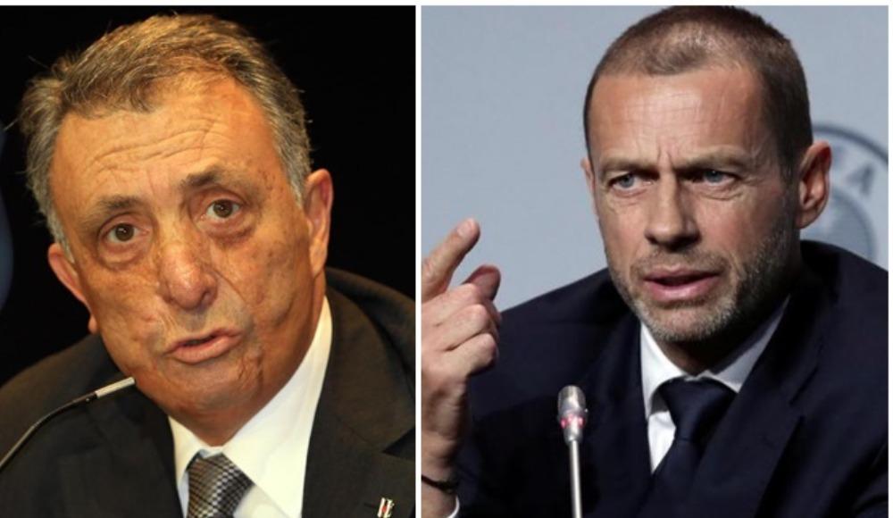 """Çebi: """"UEFA ve TFF'ye yazdık, cevap alamadık"""""""