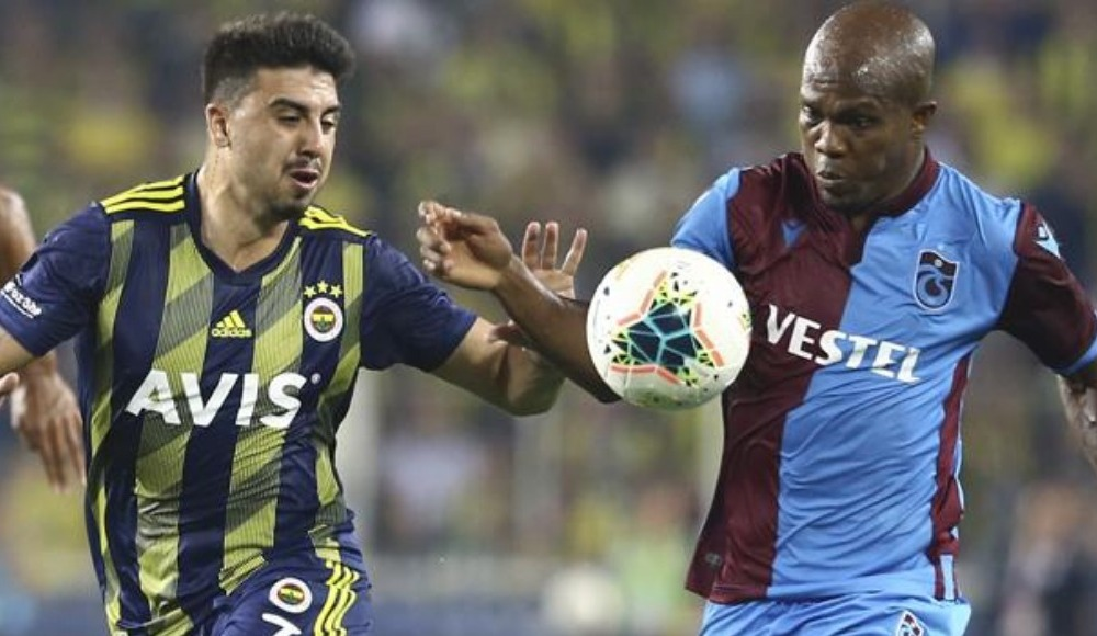 CANLI İZLE: Fenerbahçe - Trabzonspor