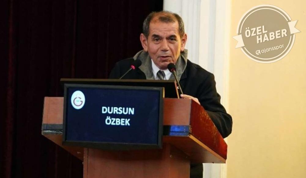 Galatasaray'da eski başkan Dursun Özbek'in seçim kararı...
