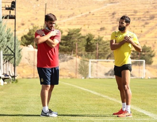 Yeni Malatyaspor'a Adem Büyük ve Chebake'den kötü haber